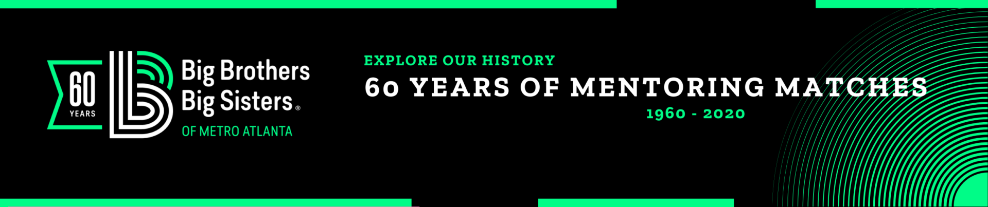 60 years of BBBSATL