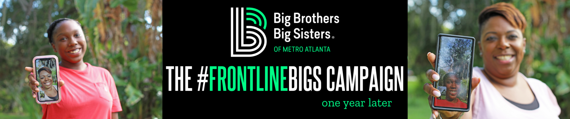 The #FrontlineBigs Campaign