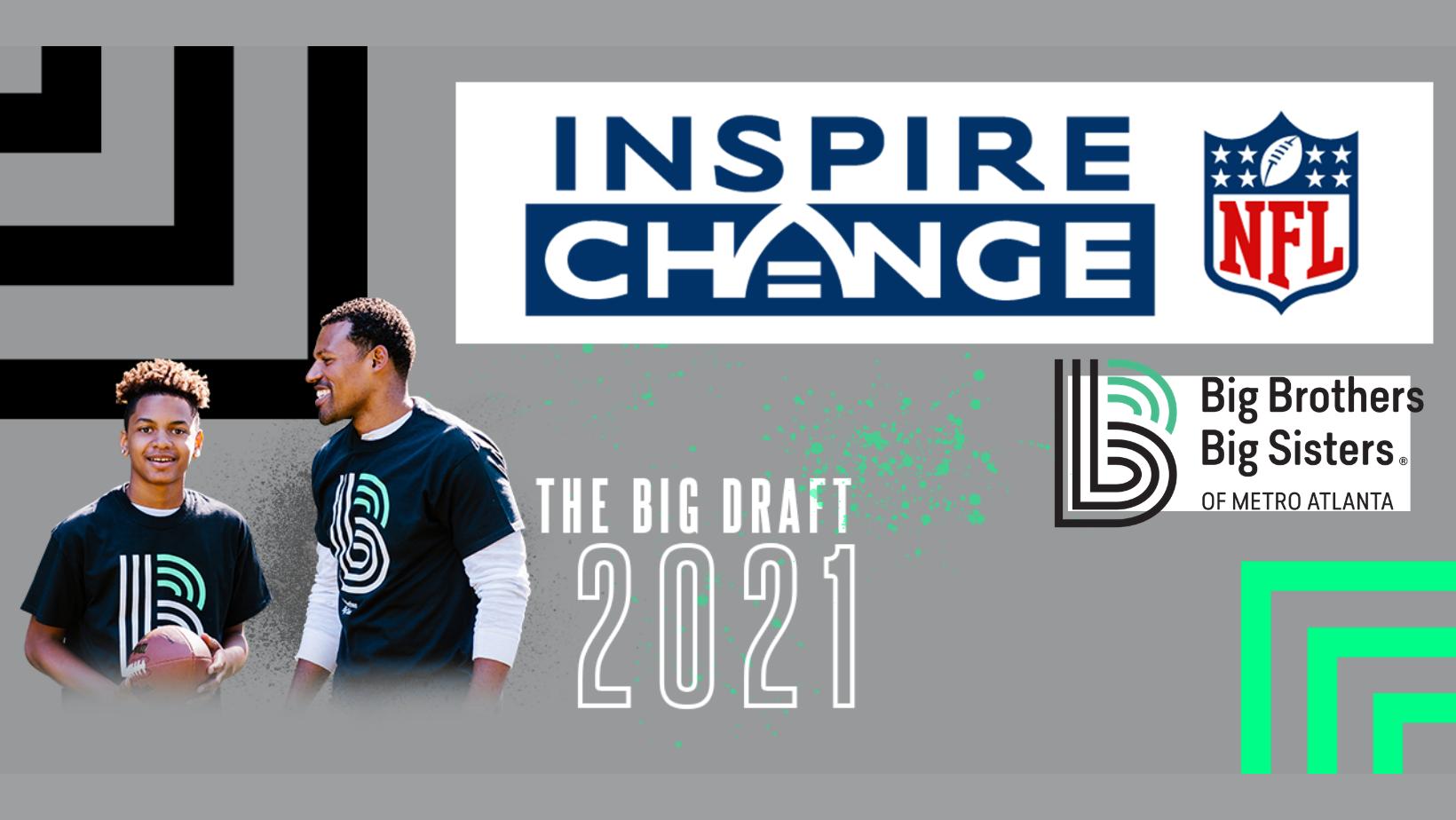 inspire change nfl big draft
