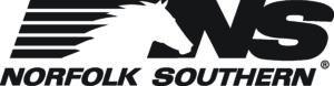 Norfolk Southern Logo - Soaring Name Under Black